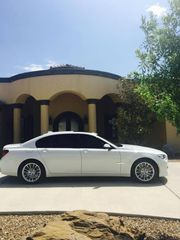 2014 BMW 7-Series 750 LI XDRIVE MSPORT PACKAGE