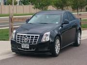 2012 CADILLAC Cadillac: CTS 3.0L Sedan 4-Door