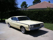 1968 Ford TorinoGT 77000 miles