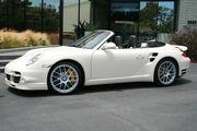 2011 Porsche 911 Turbo S Cabriolet Convertible