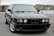 1991 BMW M5 98070 miles