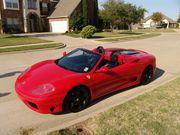 2001 Ferrari 360 FF 35019 miles