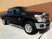 2012 Ford F-250 Lariat CrewCab Short Bed 4X4 6.7L DIESEL One Owner
